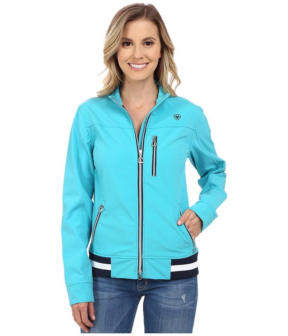 Ariat - Egan Jacket (Bluebird) Women's Coat