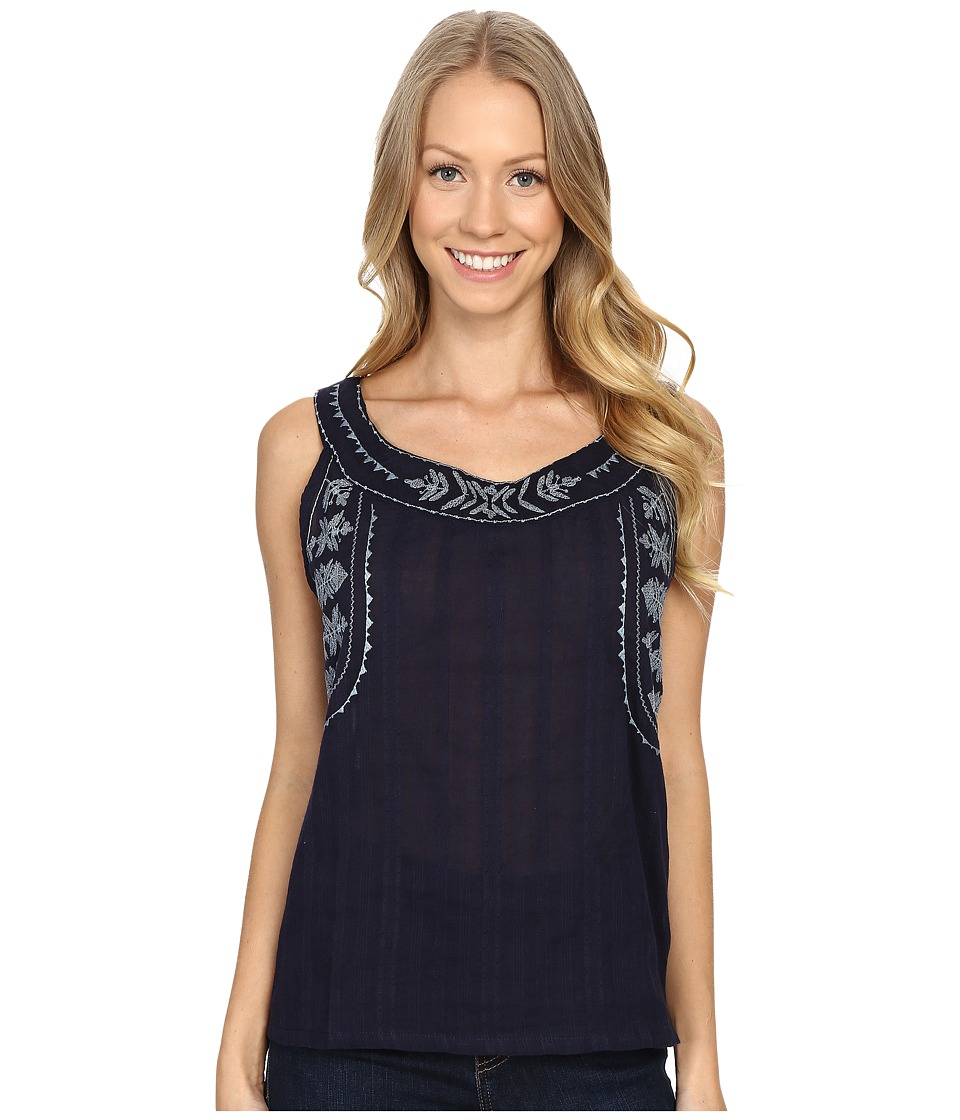 Carve Designs - Harbour Tank Top (Anchor) Women's Sleeveless