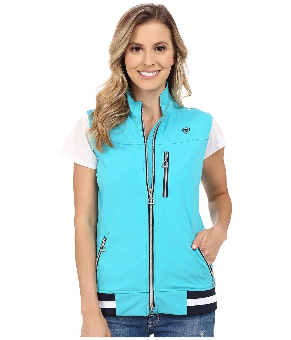 Ariat - Egan Vest (Bluebird) Women's Vest