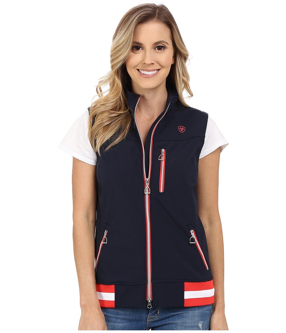 Ariat - Egan Vest (Navy) Women's Vest