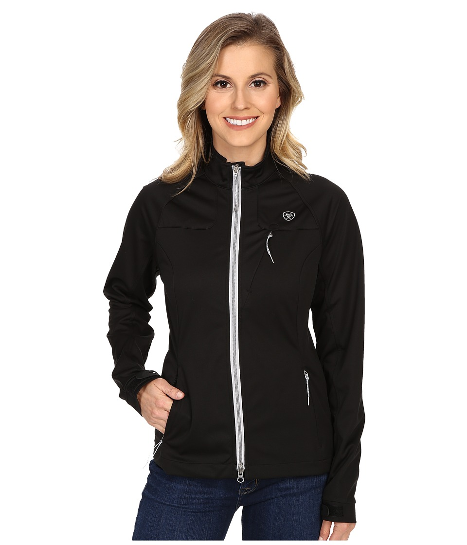 Ariat - Joey Jacket (Black) Women's Coat