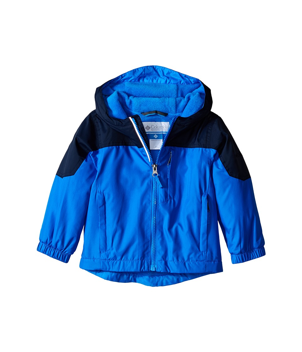 Columbia Kids - Ethan Pond Jacket (Toddler) (Hyper Blue) Boy's Coat
