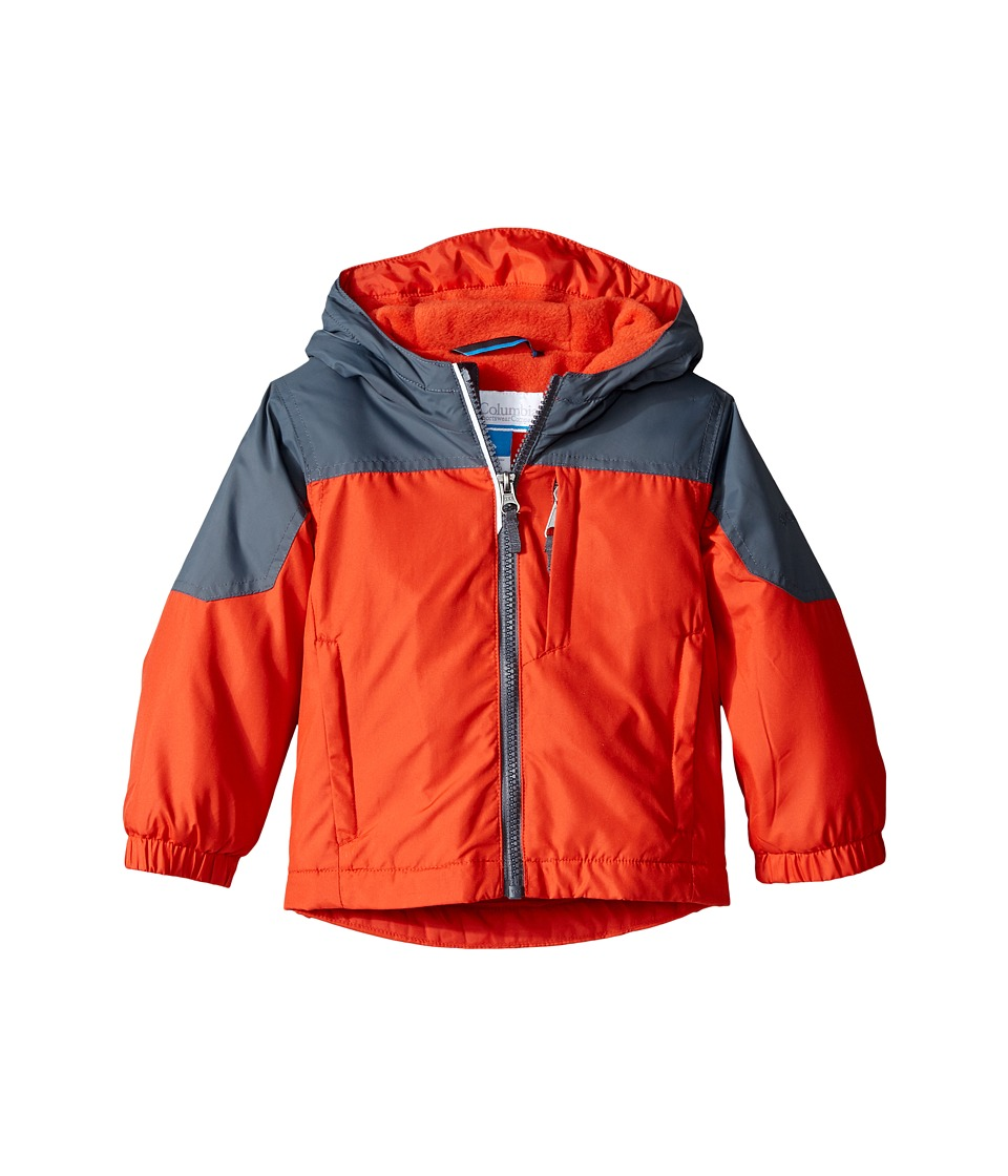 Columbia Kids - Ethan Pond Jacket (Toddler) (Super Sonic) Boy's Coat