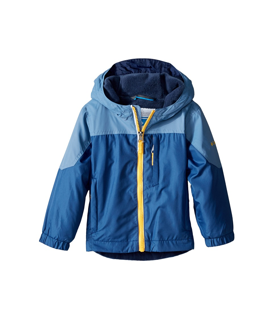 Columbia Kids - Ethan Pond Jacket (Toddler) (Night Tide) Boy's Coat
