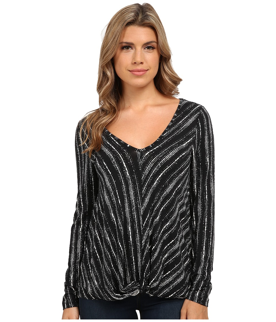 Tart - Chase Top (Dry Brush Stripe) Women's Clothing