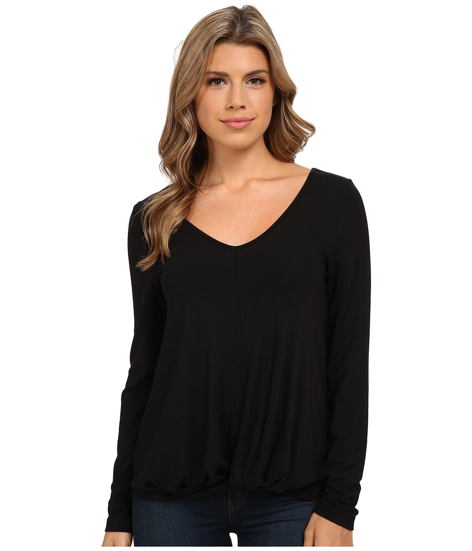 Tart - Chase Top (Black) Women's Clothing