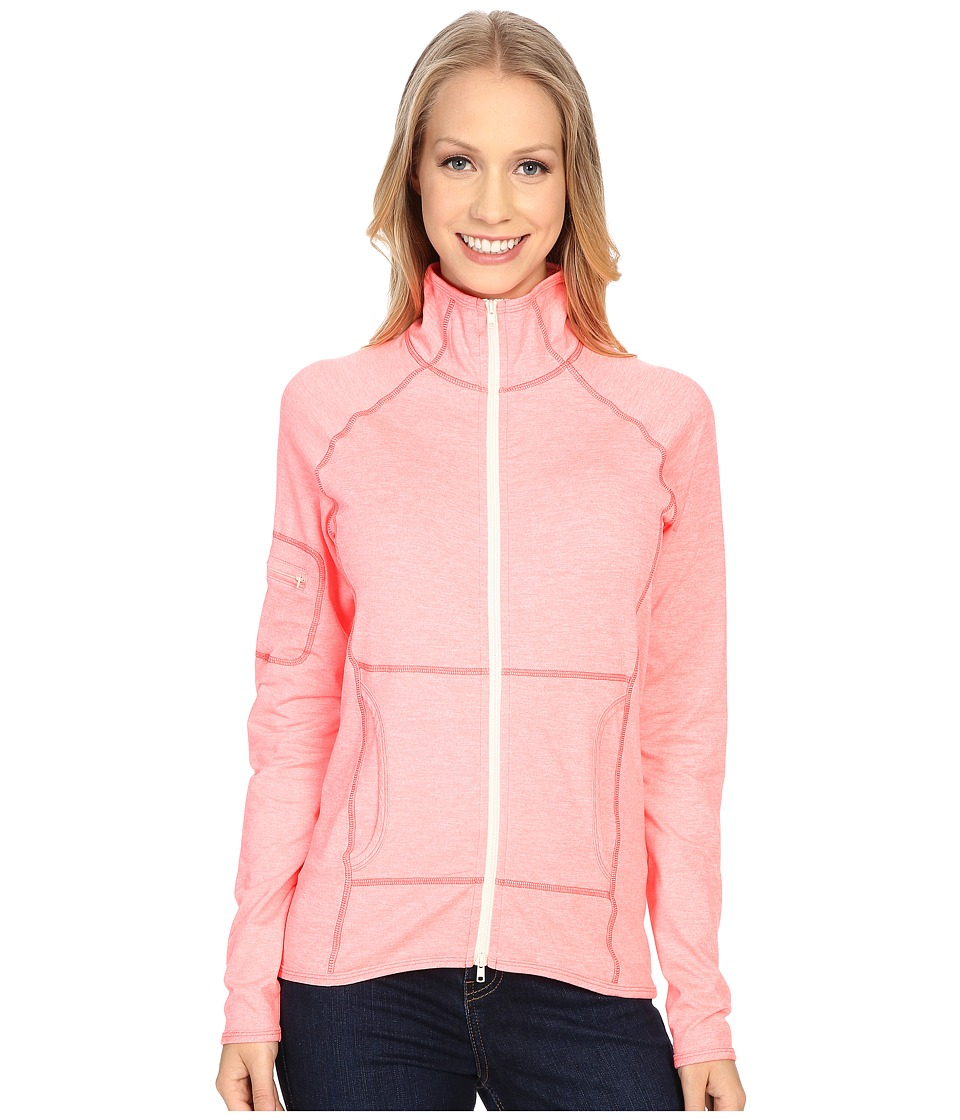 Carve Designs - Mira Jacket (Orange Crush) Women's Jacket