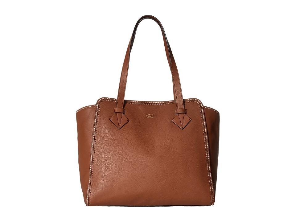 Vince Camuto - Petra Tote (Hazelnut Brown) Tote Handbags
