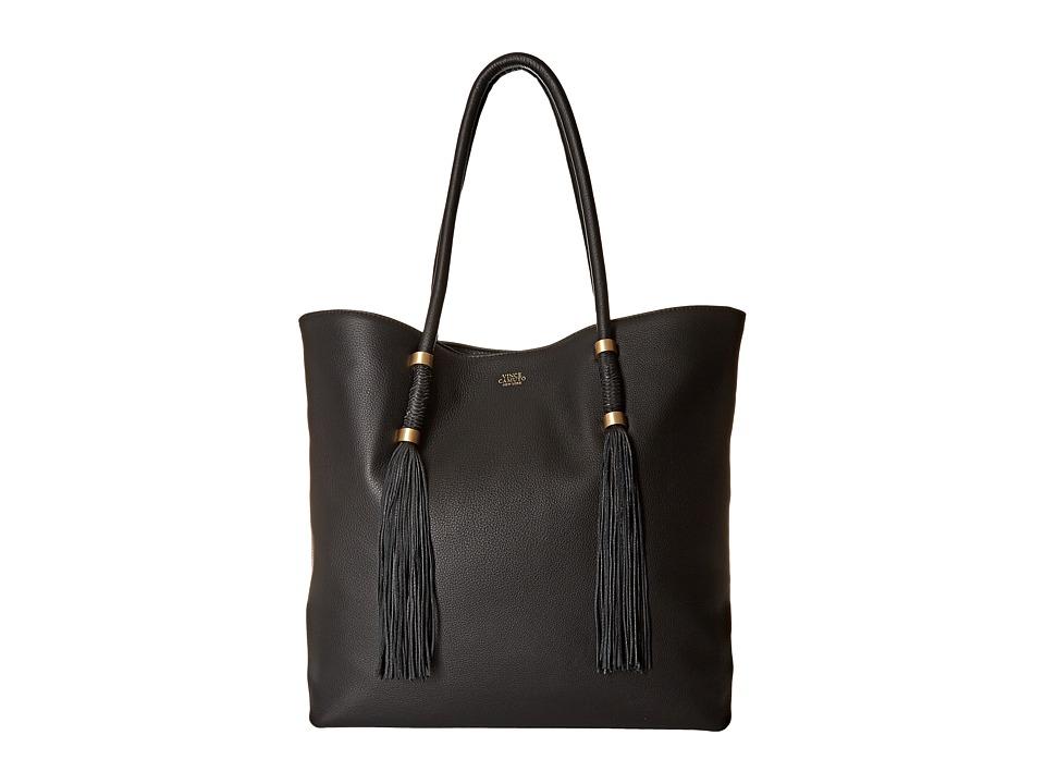 Vince Camuto - Dessa Tote (Black) Tote Handbags