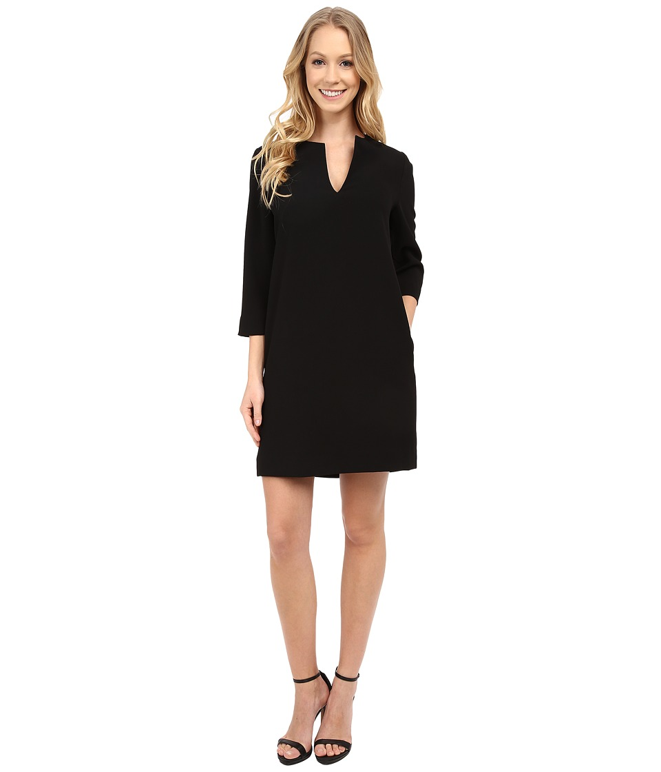 Karen Kane - Shift Dress (Black) Women's Dress