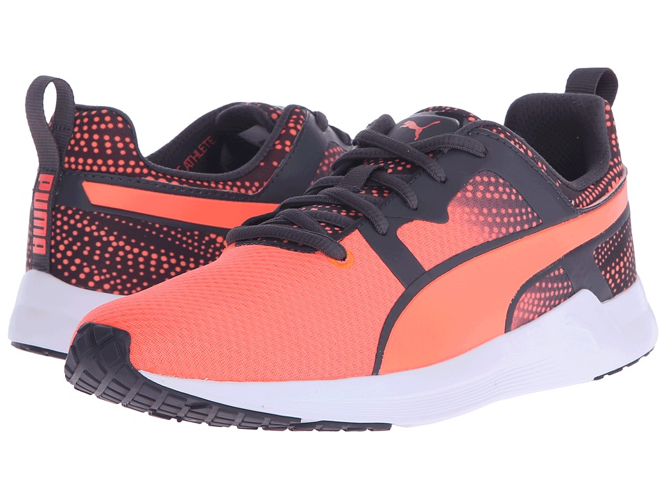 PUMA - Pulse XT v2 Graphic 2 (Fluo Peach/Periscope/White) Women's Shoes