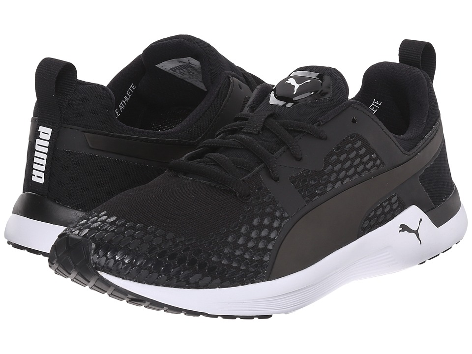 PUMA - Pulse XT v2 3-D New (Black/White) Women's Shoes