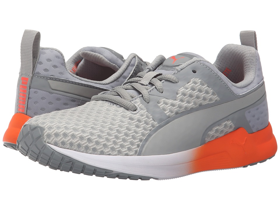 PUMA - Pulse XT v2 Core (Quarry/Gray Violet/White/Fluo Peach) Women's Shoes