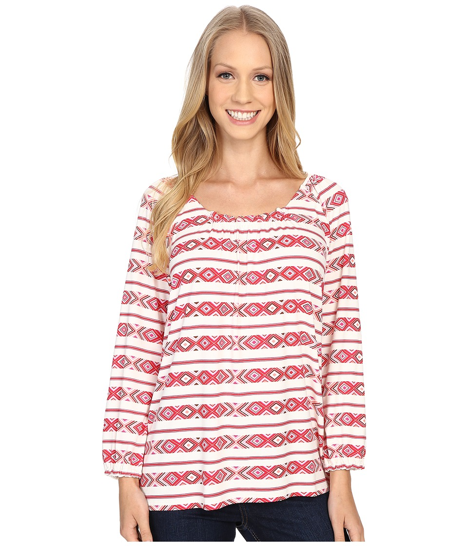 Carve Designs - Makena Long Sleeve (Mohave) Women's Long Sleeve Pullover