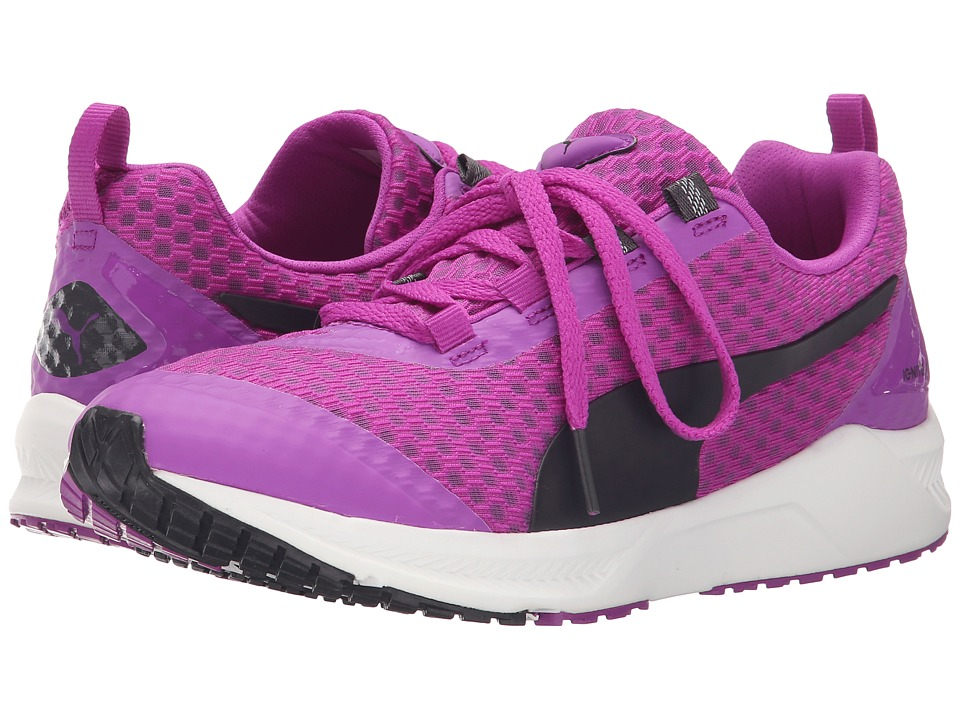 PUMA - Ignite XT Core (Purple Cactus Flower/Periscope/White) Women's Shoes