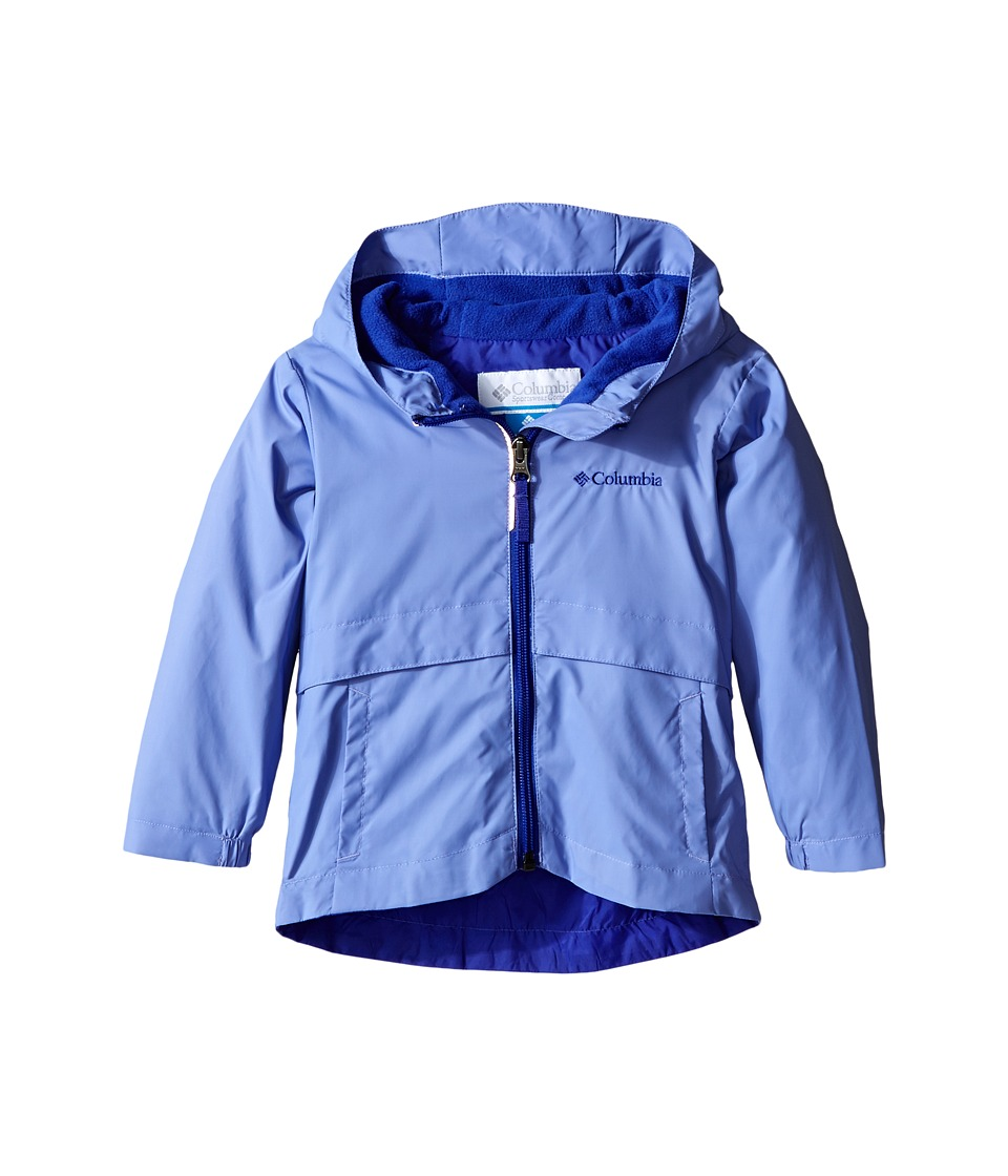 Columbia Kids - Rain-Zilla Jacket (Toddler) (Pale Purple) Girl's Jacket