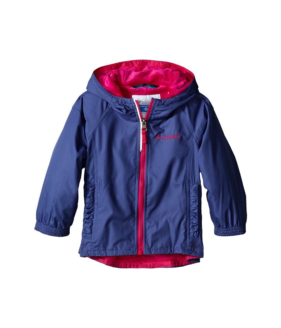 Columbia Kids - Ethan Pond Jacket (Toddler) (Bluebell) Girl's Coat