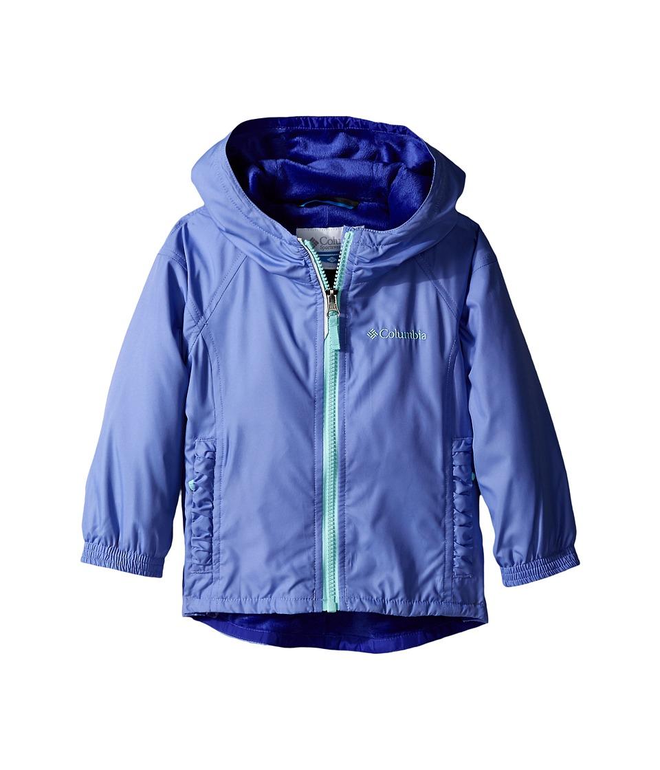 Columbia Kids - Ethan Pond Jacket (Toddler) (Pale Purple) Girl's Coat
