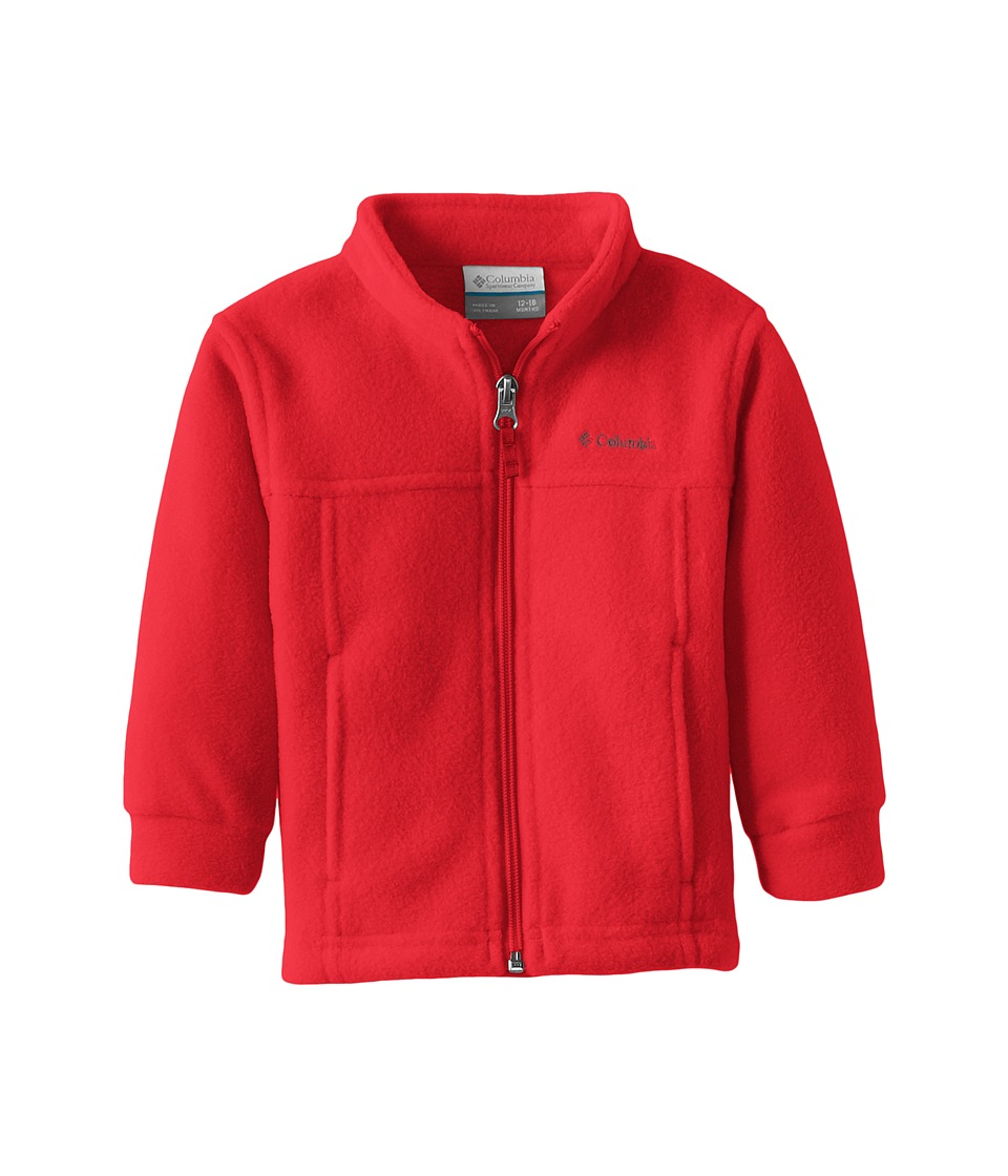Columbia Kids - Steens Mt II Fleece (Infant) (Super Sonic) Boy's Fleece