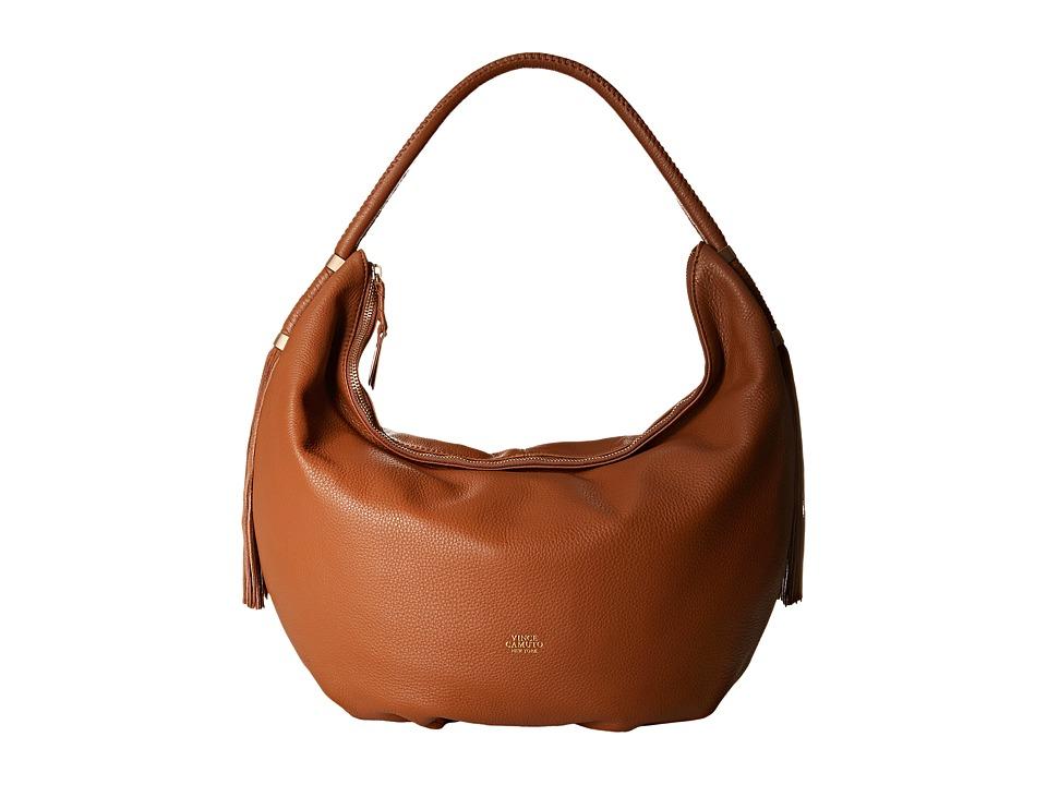 Vince Camuto - Dessa Hobo (Hazelnut Brown) Hobo Handbags