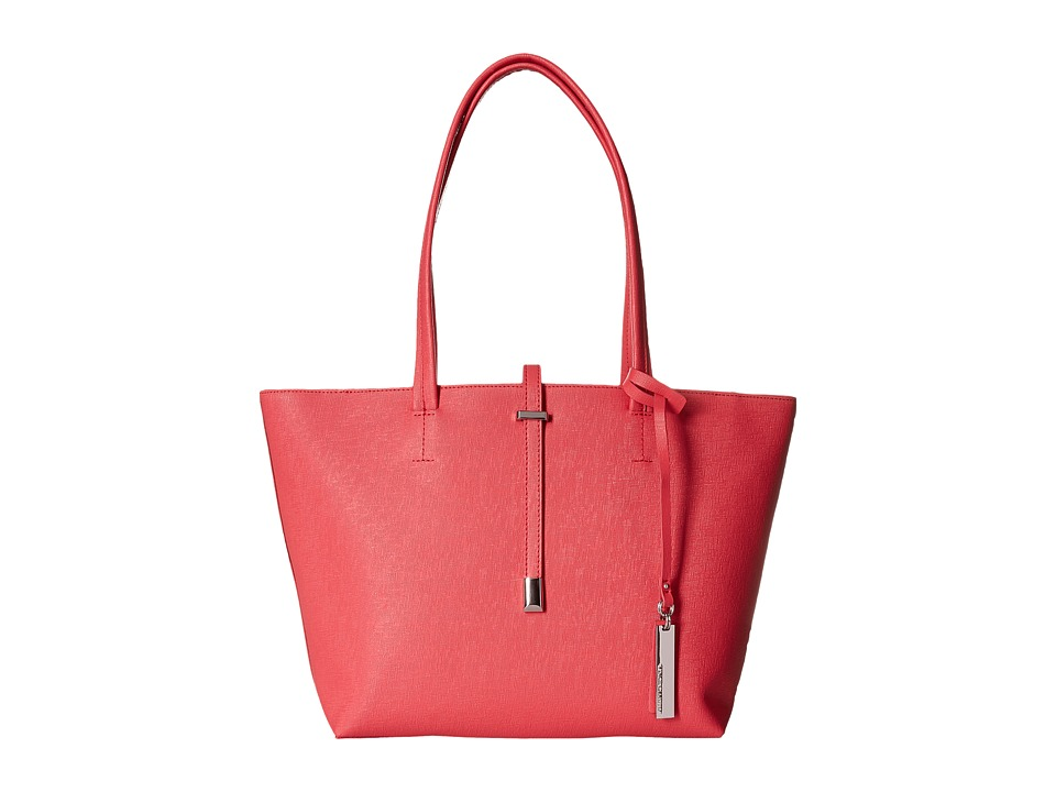 Vince Camuto - Leila Small Tote (Watermelon) Tote Handbags