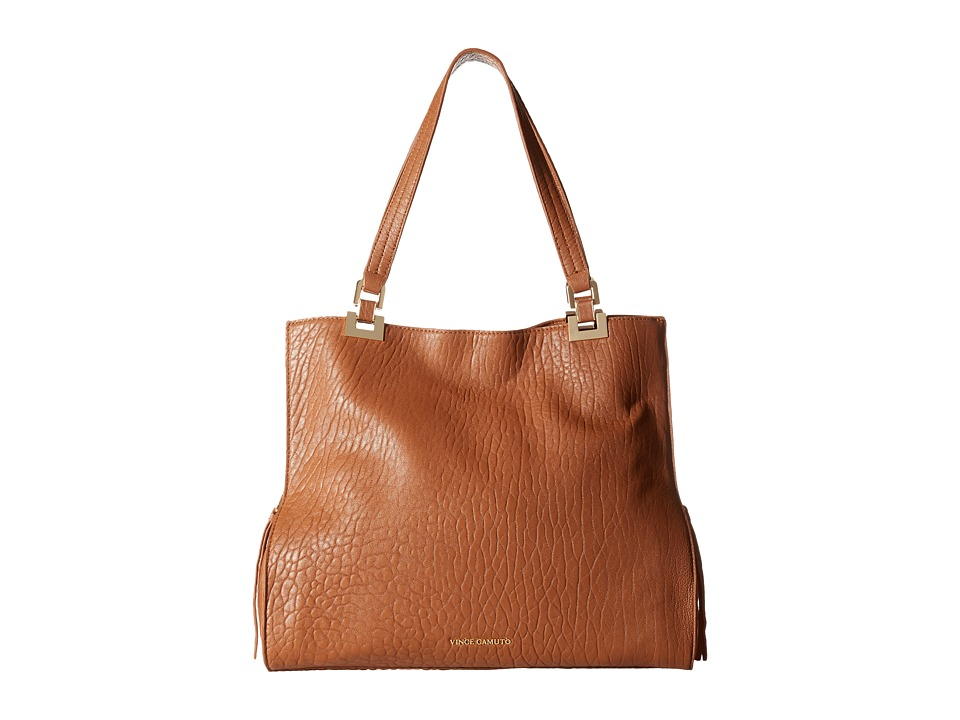 Vince Camuto - Adela Tote (Hazelnut Brown) Tote Handbags