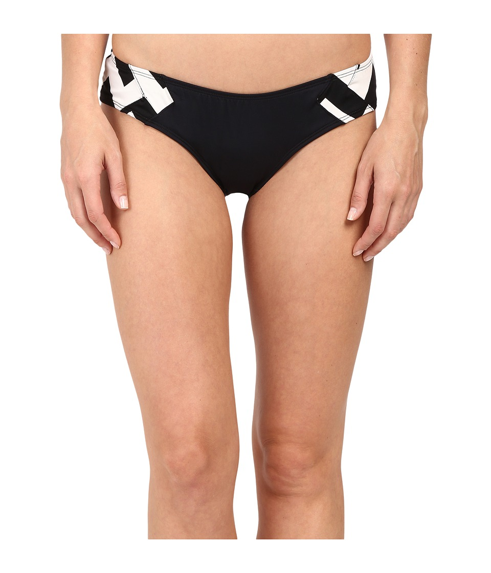 Carve Designs - Bolinas Bottom (Black) Women's Swimwear