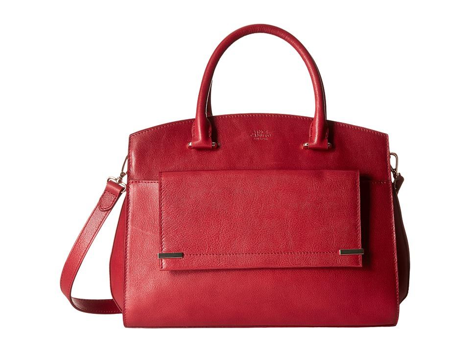 Vince Camuto - Karma Satchel (Habenero) Satchel Handbags