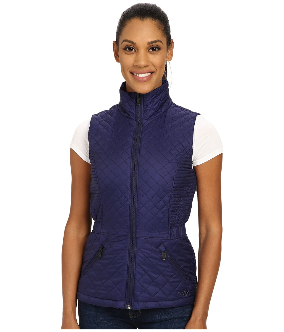 The North Face - Insulated Luna Vest (Patriot Blue) Women's Vest