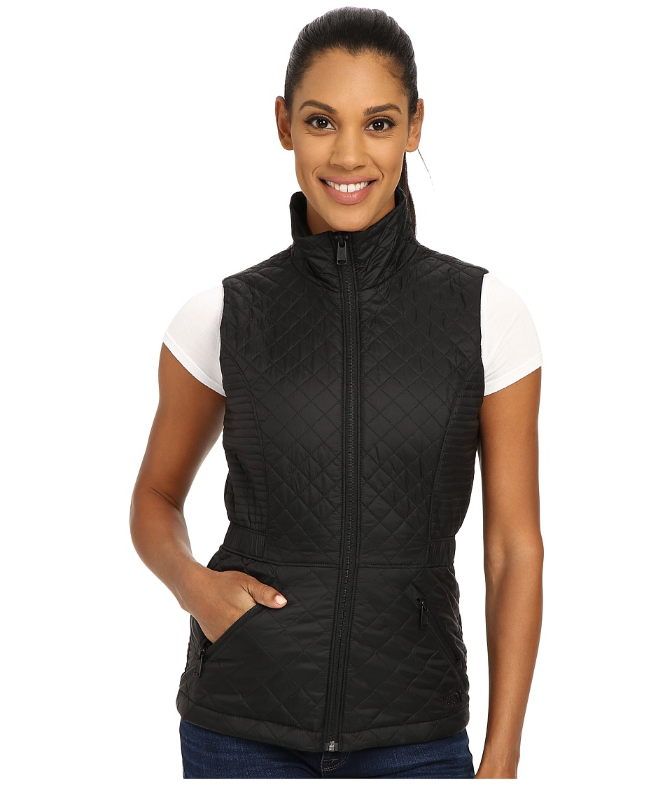 The North Face - Insulated Luna Vest (TNF Black) Women's Vest