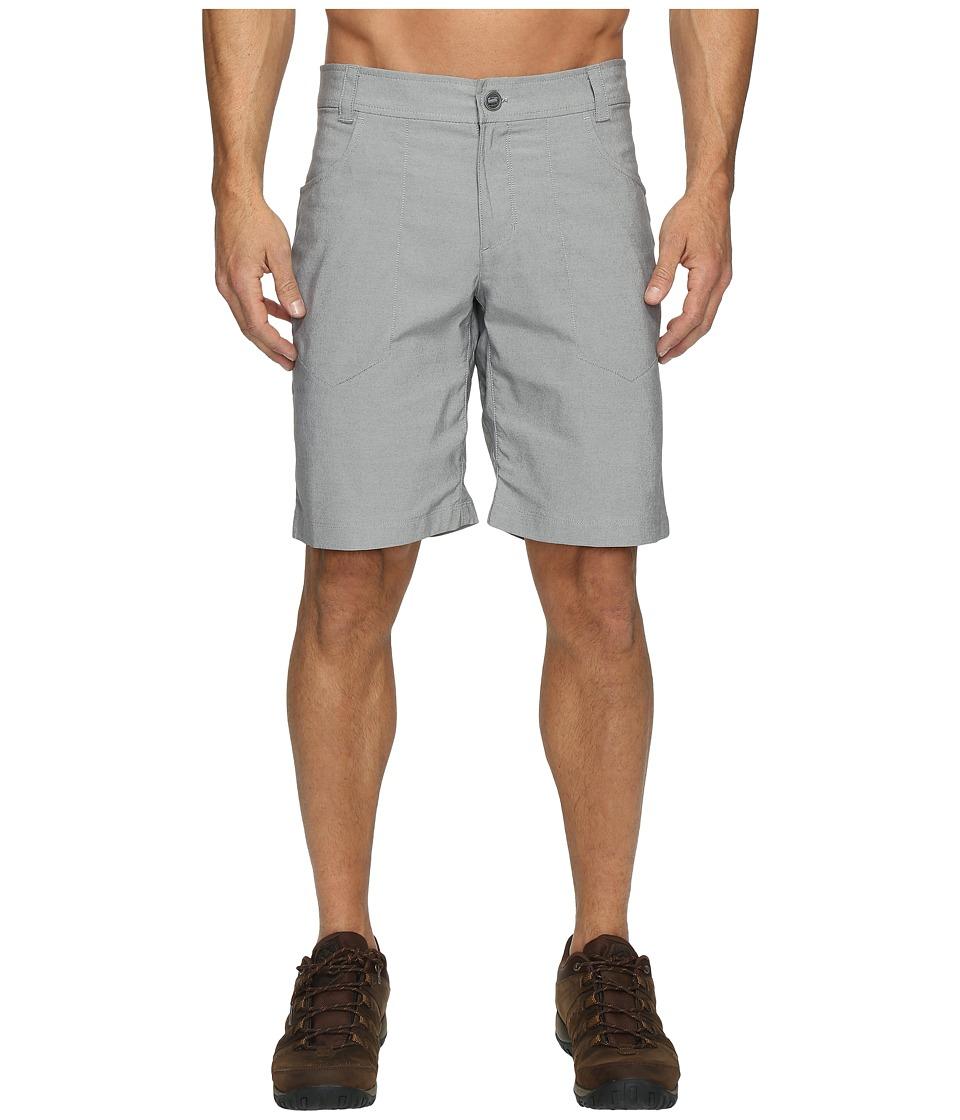 Columbia Pilsner Peaktm Shorts (Grey Ash) Men