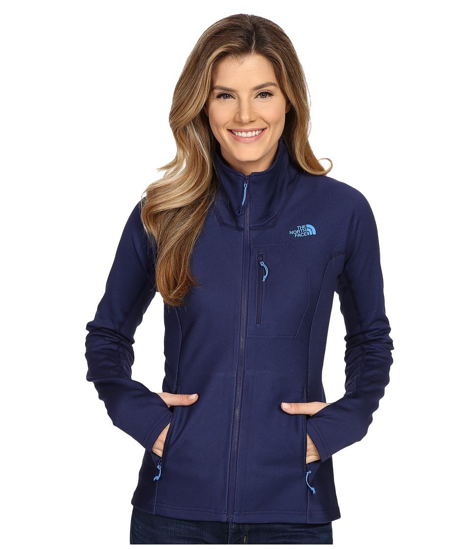 The North Face - FuseForm Dolomiti Full Zip (Patriot Blue Fuse) Women's Coat