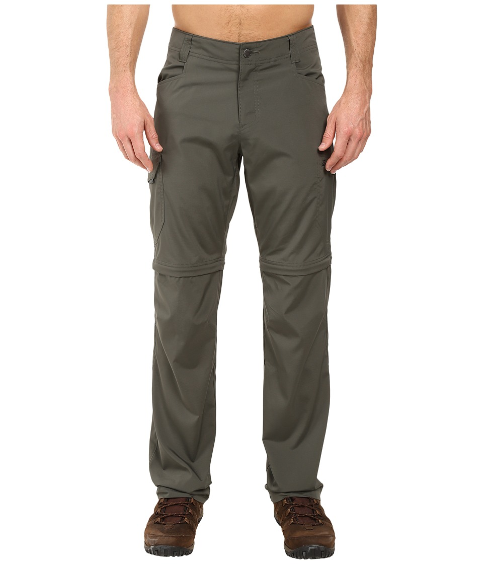 Columbia - Silver Ridge Stretch Convertible Pants (Gravel) Men's Casual Pants