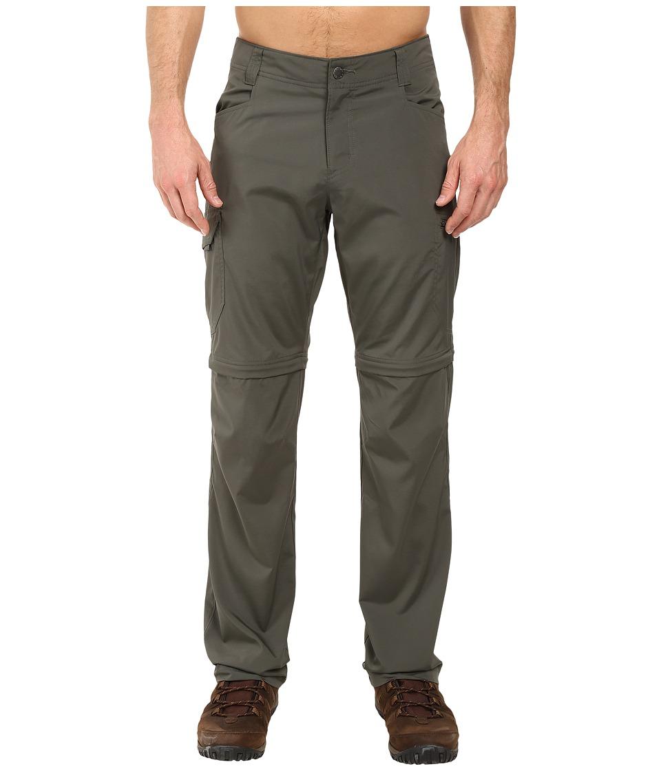 Columbia - Silver Ridge Stretch Convertible Pants (Gravel) Men's Casual Pants