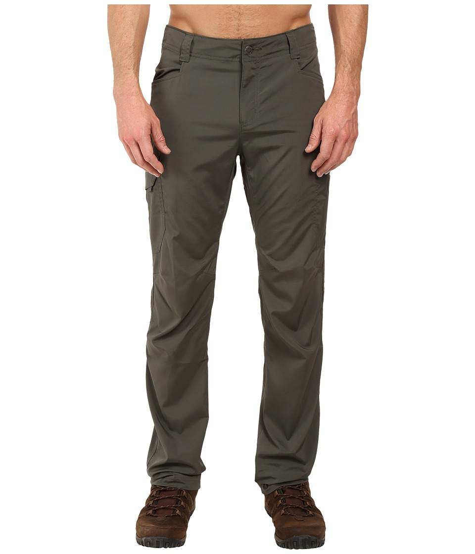 Columbia - Silver Ridge Stretch Pants (Gravel) Men's Casual Pants