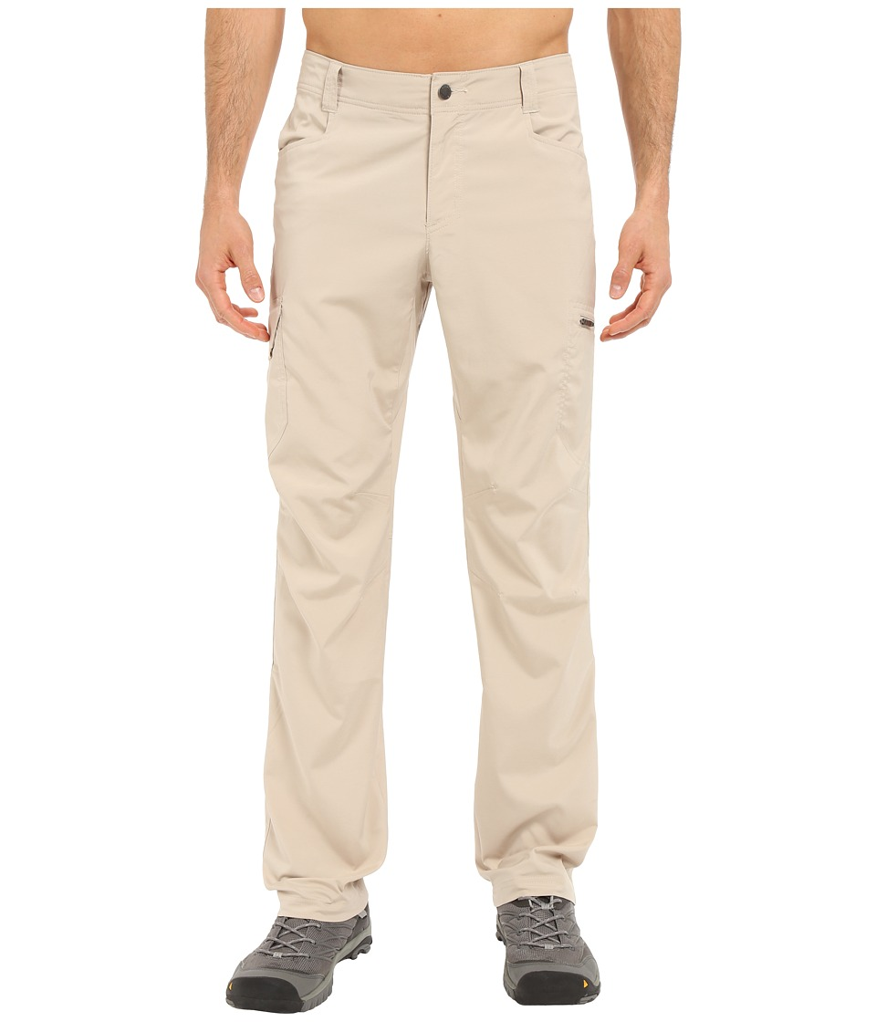 Columbia - Silver Ridge Stretchtm Pants (Fossil) Men's Casual Pants