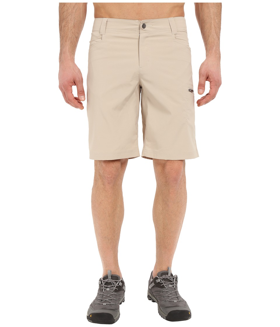 Columbia - Silver Ridge Stretchtm Shorts (Fossil) Men's Shorts
