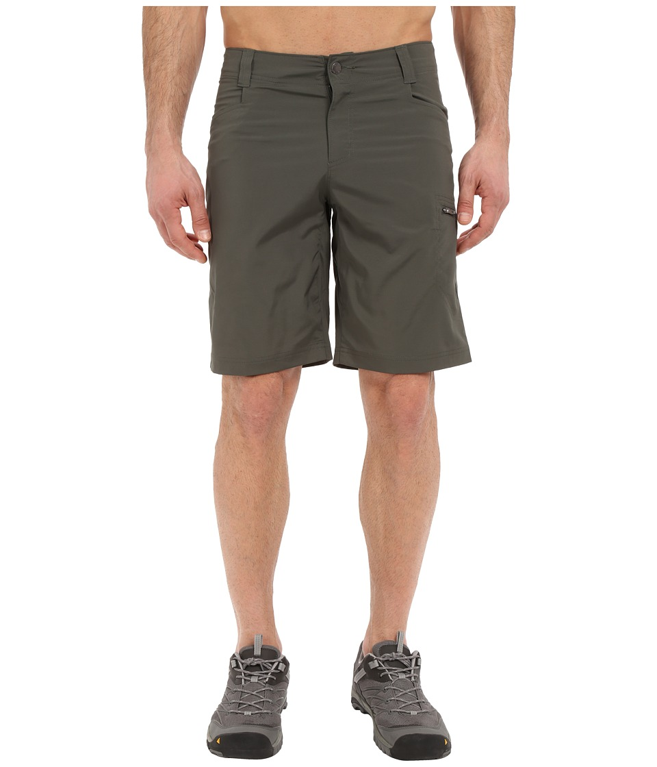 Columbia - Silver Ridge Stretch Shorts (Gravel) Men's Shorts