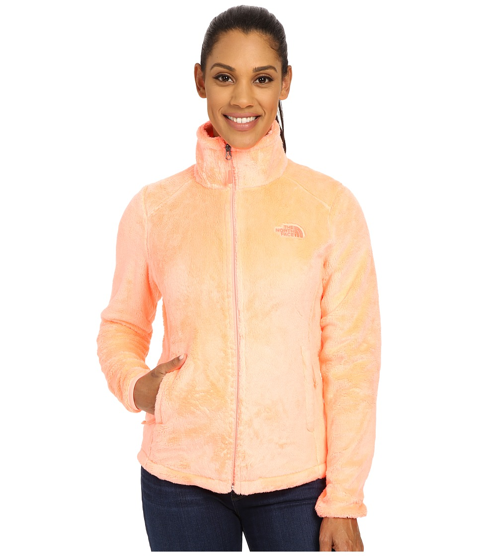 The North Face - Osito 2 Jacket (Neon Peach) Women's Coat