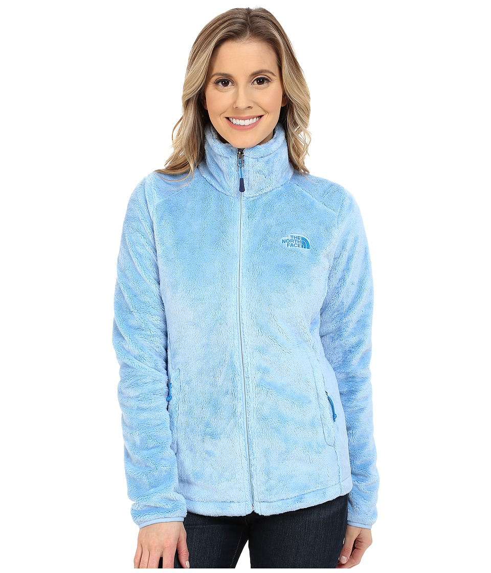 The North Face - Osito 2 Jacket (Powder Blue) Women's Coat