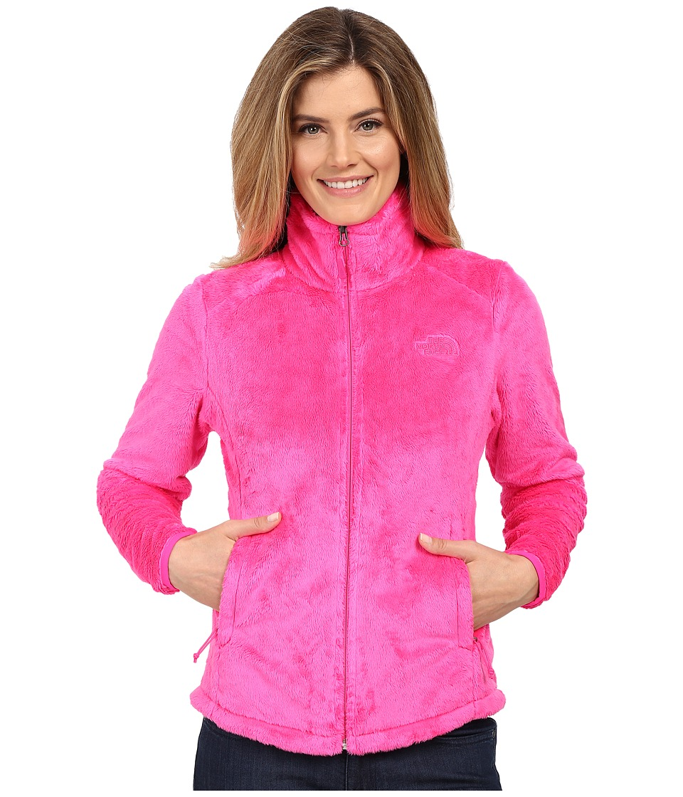 The North Face - Osito 2 Jacket (Glo Pink/Glo Pink) Women's Coat