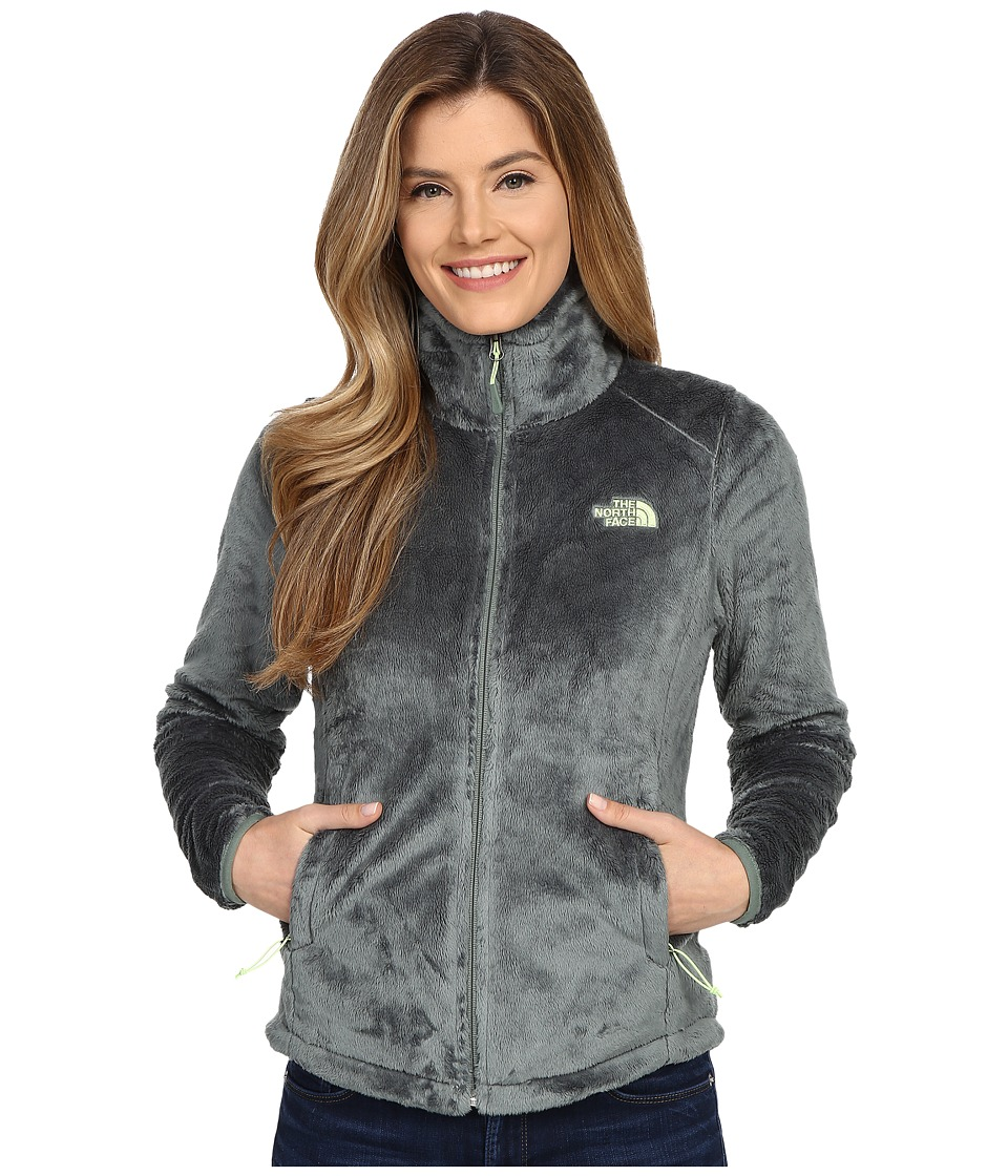 The North Face - Osito 2 Jacket (Laurel Wreath Green) Women's Coat