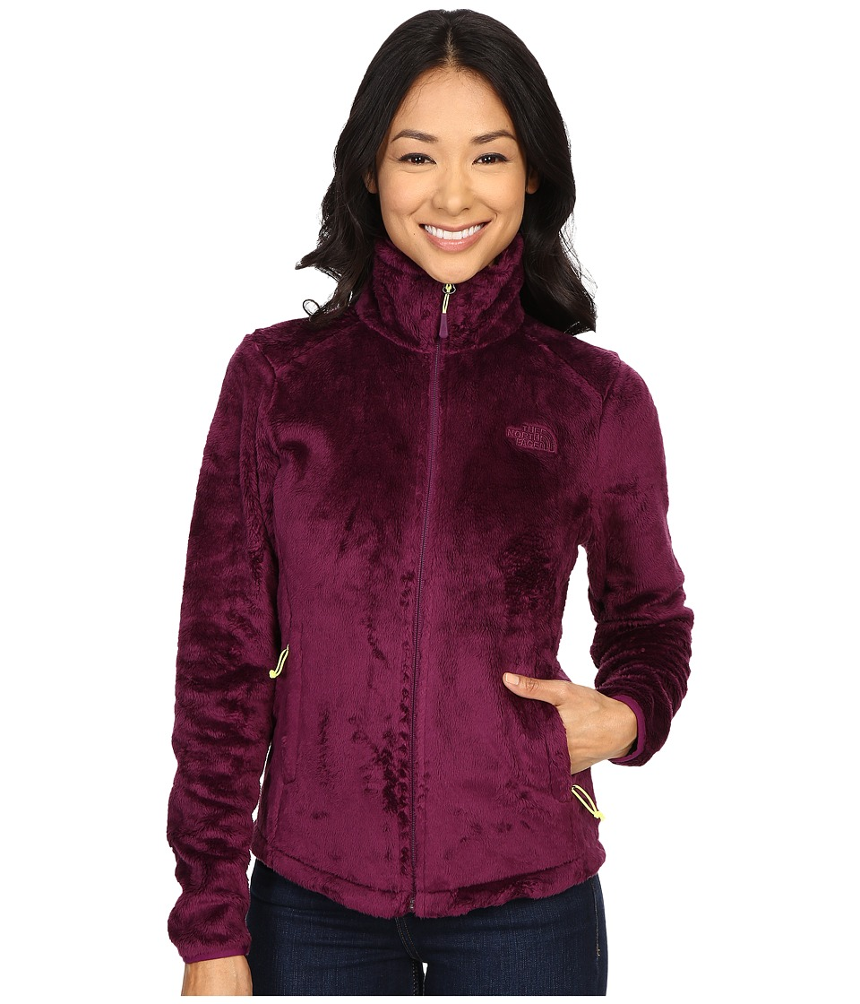 The North Face - Osito 2 Jacket (Pamplona Purple) Women's Coat