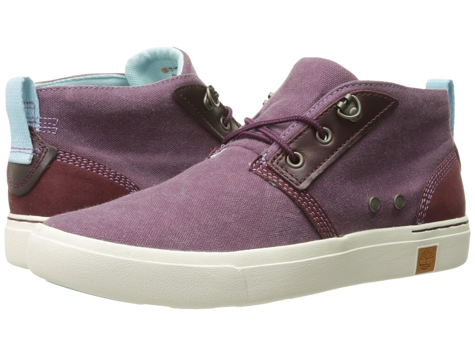 Timberland - Amherst Chukka (Grape Vine) Women's Shoes