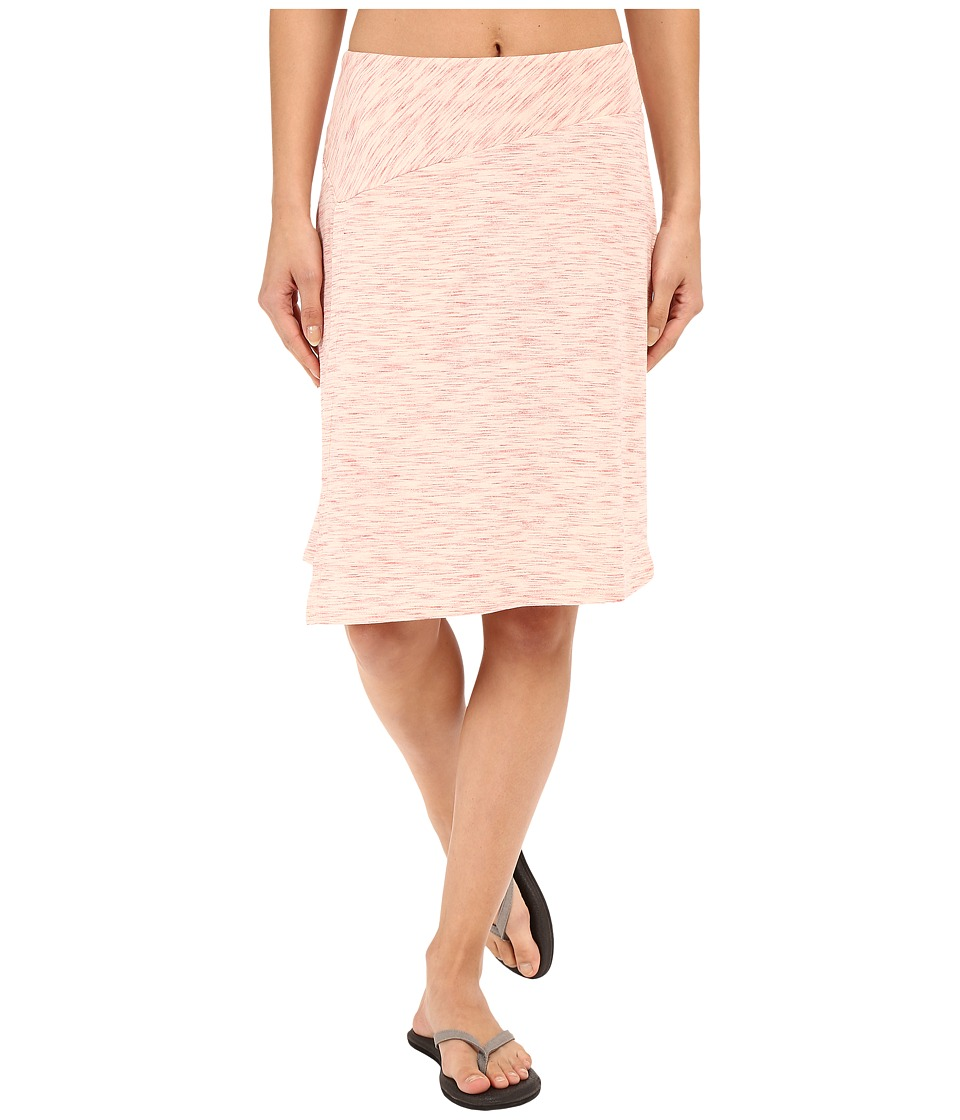 Columbia Blurred Line Skirt (Coral Bloom) Women