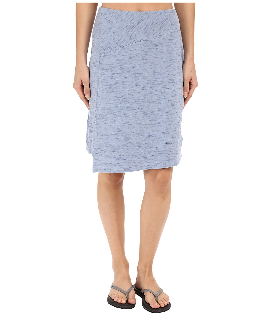 Columbia Blurred Line Skirt (Bluebell) Women