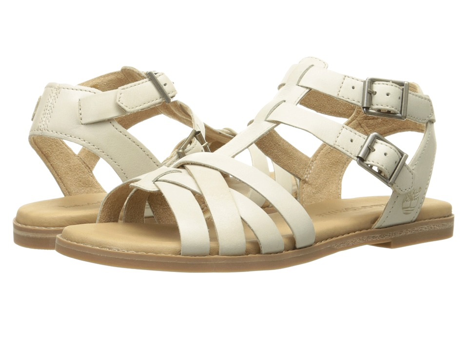 Timberland Caswell Fisherman Sandal (Off White Antique) Women