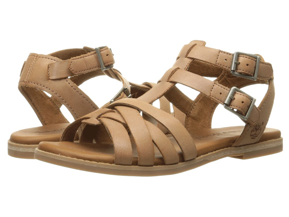 Timberland Caswell Fisherman Sandal (Copper Kettle Antique) Women