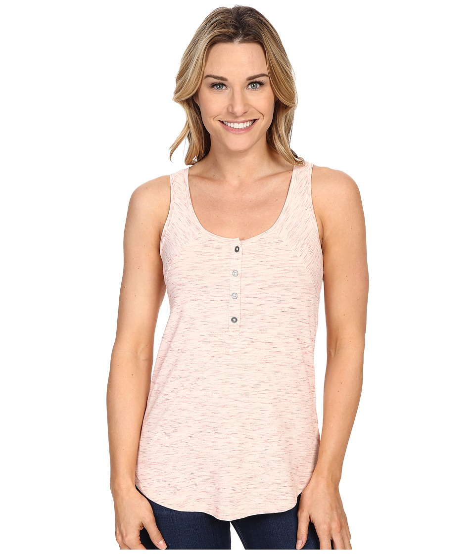 Columbia - Blurred Line Tank Top (Coral Bloom) Women's Sleeveless