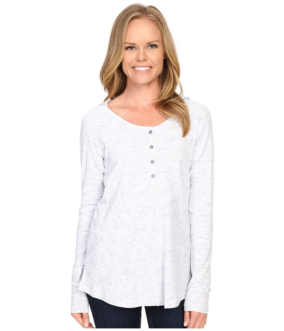 Columbia - Blurred Line Long Sleeve Shirt (Cirrus Grey) Women's Long Sleeve Pullover